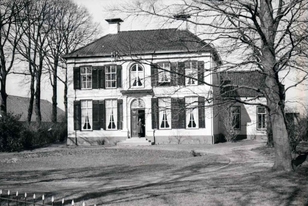 The pastorie, or manse, or rectory